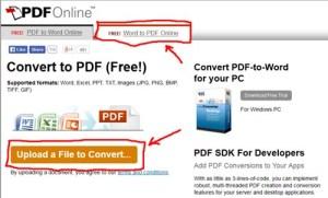 Word to PDF1edit
